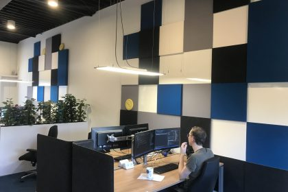 Net Support - Begeleiding, Uitvoer - Interieur Kantoorruimte