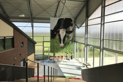 Dairy Campus - Ontwerp Printwerk, Montage - Inrichting Congres Ruimte