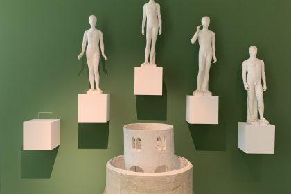 Pier Pander Museum - Printwerk, Sokkelbouw en Montage - Herinrichting 2019