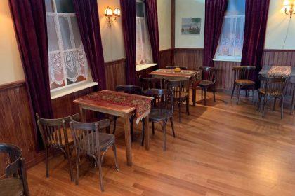 Ardagh Leeuwarden - Amsterdams Cafe Decor - 100 jarig jubileum (verhuur)