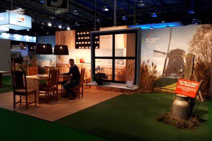 Wetterskip Fryslân - Ontwerp, Realisatie, Printwerk, Uitvoer - Beursstand Noord-Nederlandse Landbouwbeurs
