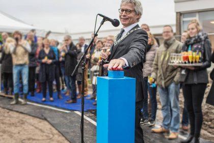 MCL Leeuwarden - Idee, Uitvoer - Openingshandeling nieuwbouw MCL